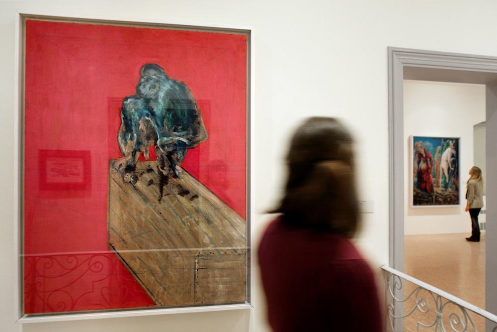 COLLEZIONE PEGGY GUGGENHEIM, VENEZIA - SPAZI MUSEALI INTERNI