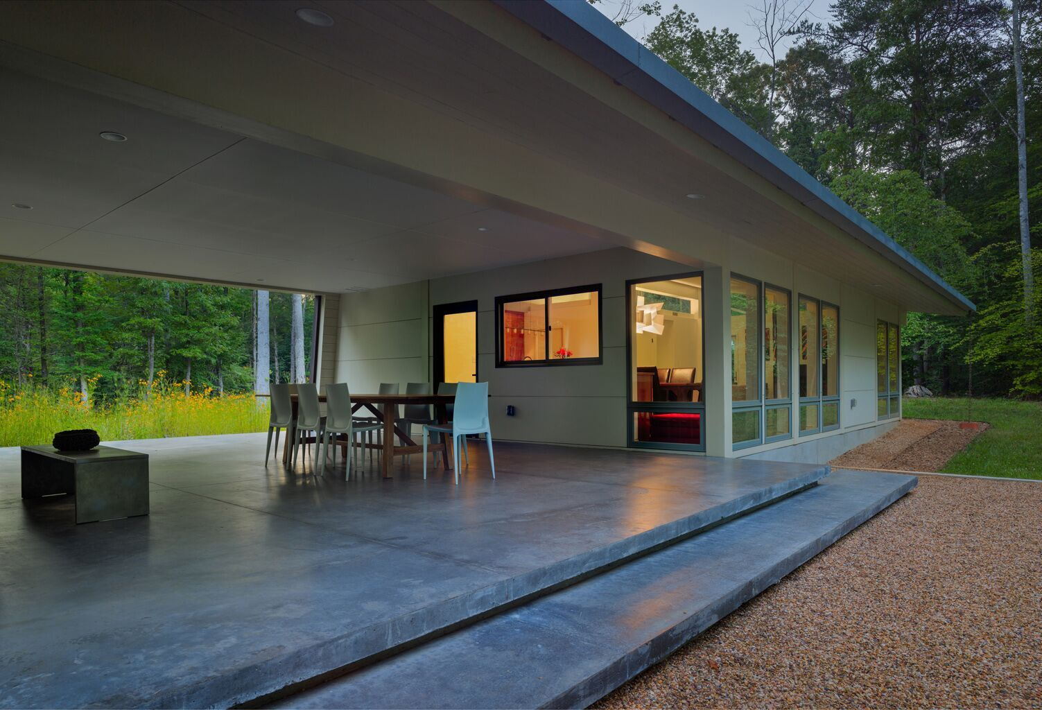 An Updated Dogtrot In Charlottesville Architects And Artisansarchitects And Artisans