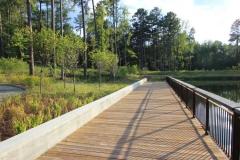 Pavilion Walkway