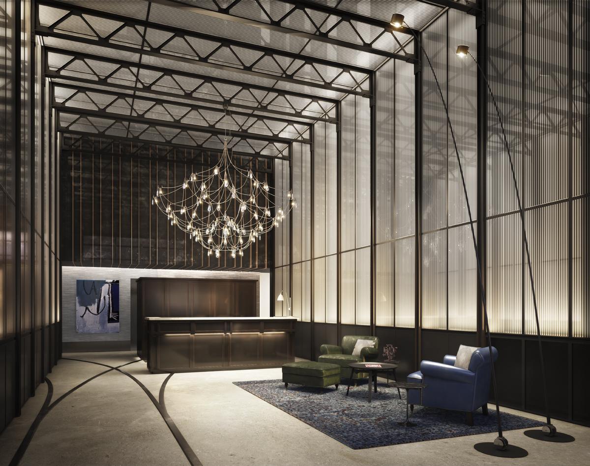 lobby