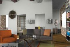Brownstone Apartment