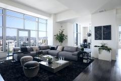 FENDI model living room - Image by Jesper Norgaard