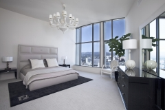 FENDI model master bedroom - Image by Jesper Norgaard
