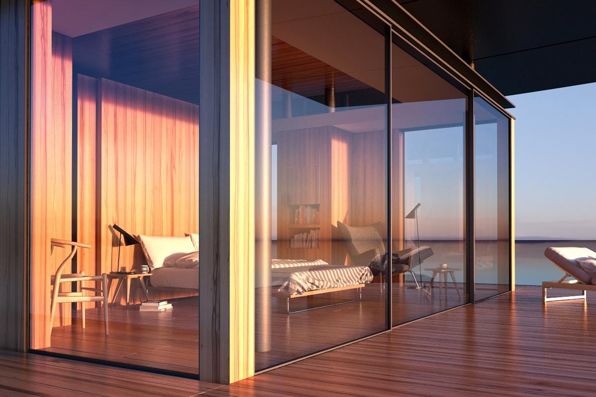 House design indonesia - Interior