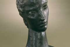 Lehmbruck_Head of a Woman_70.215-S1