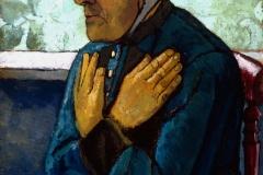 Mendersohn-Becker_Old Peasant Woman_58