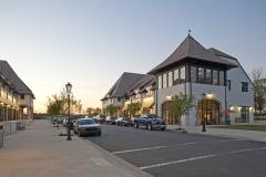 Hampstead Town Center Building