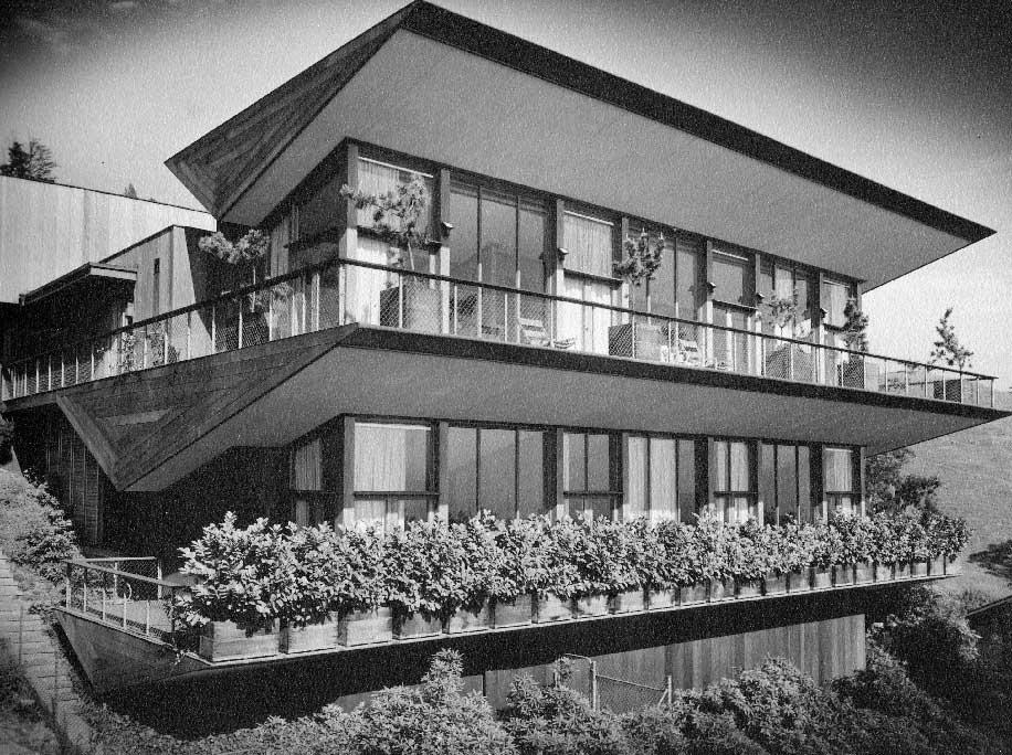 Havens House, Berkeley, Calif.