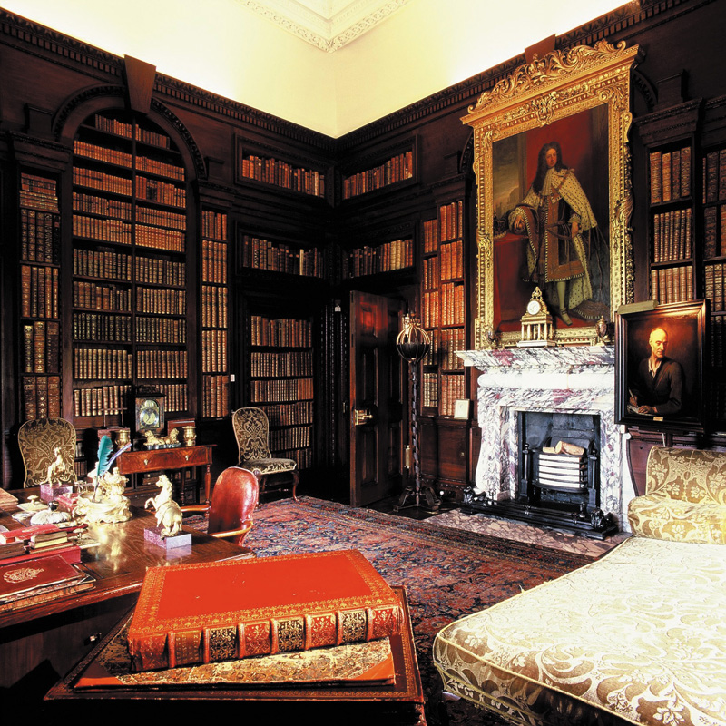houghton-hall_the-library_photo-credit-nick-mccann
