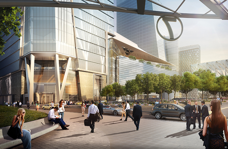30 Hudson Yards and Retail (c) Related, Oxford