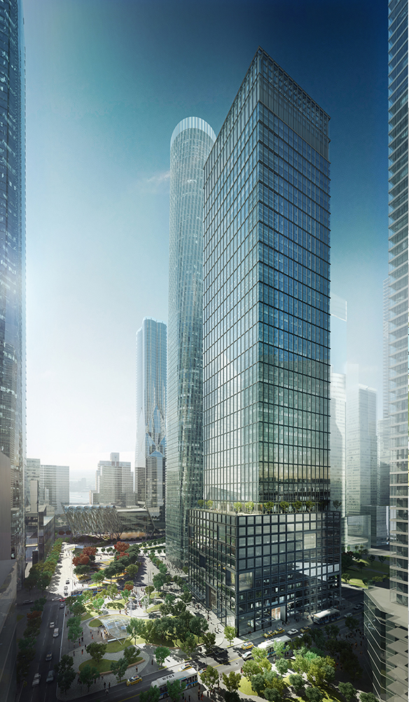55 Hudson Yards (c) Related, Oxford