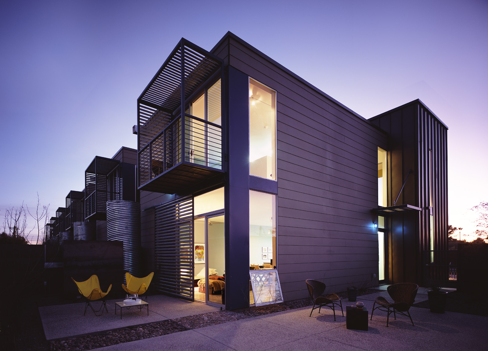 Indigo Modern, Rob Paulus Architects