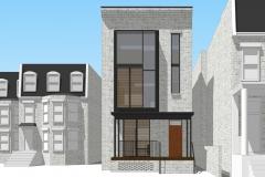 Leigh Street Residence 2012_10_24.skp