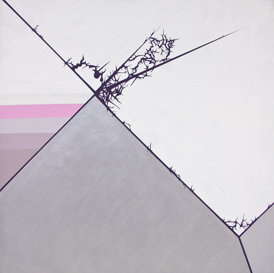 9_davidow_diagram-27_falcon-origami_sarah-morris_2010_48inby48in
