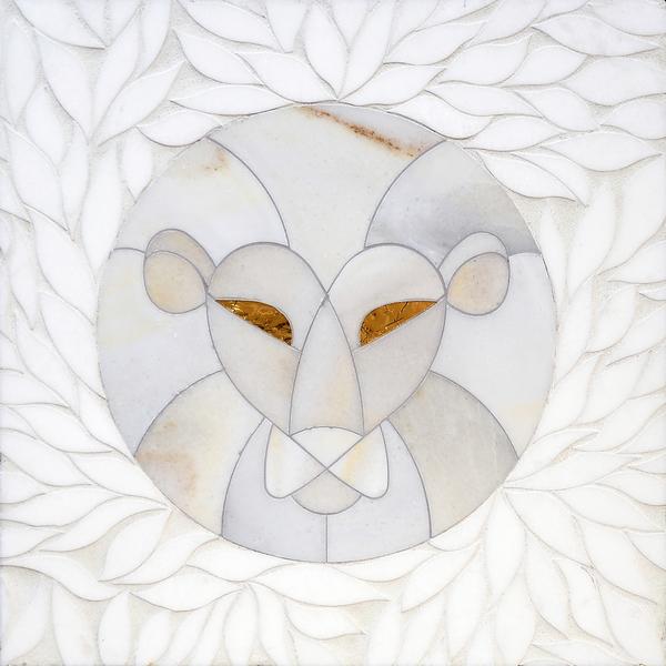 Wild Ones stone mosaic