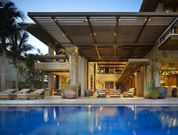 Baja Beach House