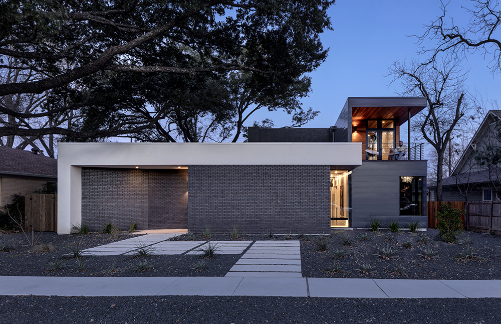 Matt Fajkus Architecture, Main Stay House by Charles Davis Smith