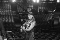 Stuart: Willie Nelson, 1994