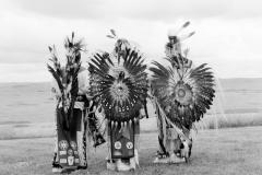 Stuart: Eagle Dancers, 2000