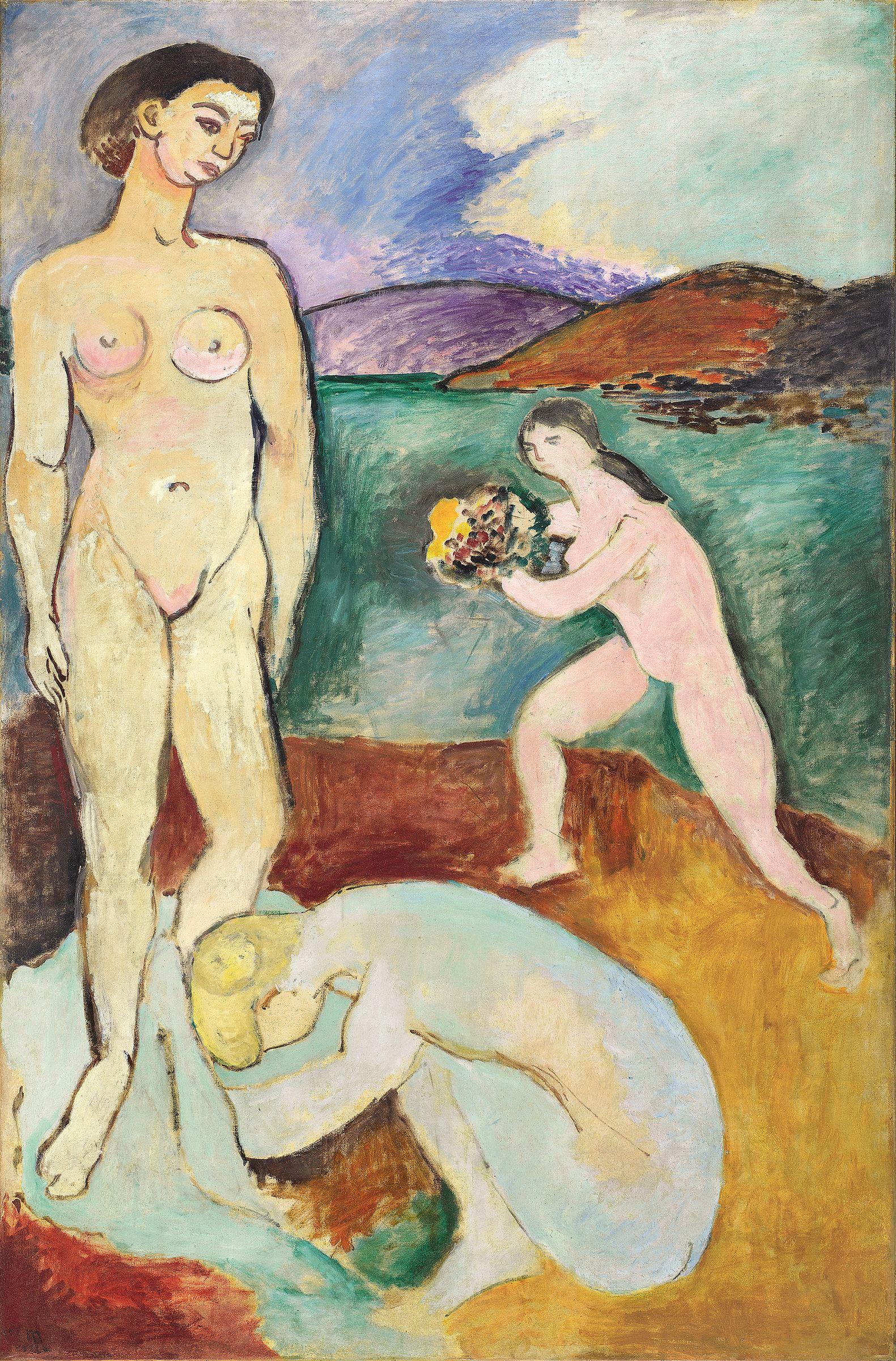 Version retravaillée selon le tableau original et approuvée par les héritiers Matisse.