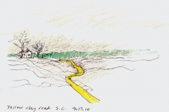 yellow-clay-road