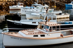 lobster-boats