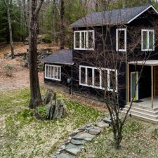 In the Catskills, a Getaway Cabin Called Olivebridge