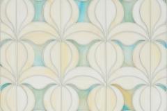 Calla Jewel Glass Mosaic