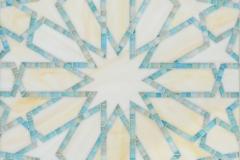 Castilla Jewel Glass Mosaic