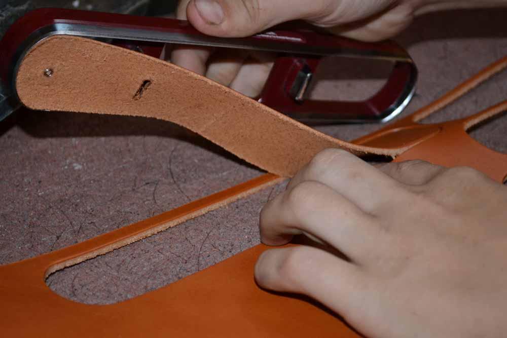 RRD Imprinting Leather