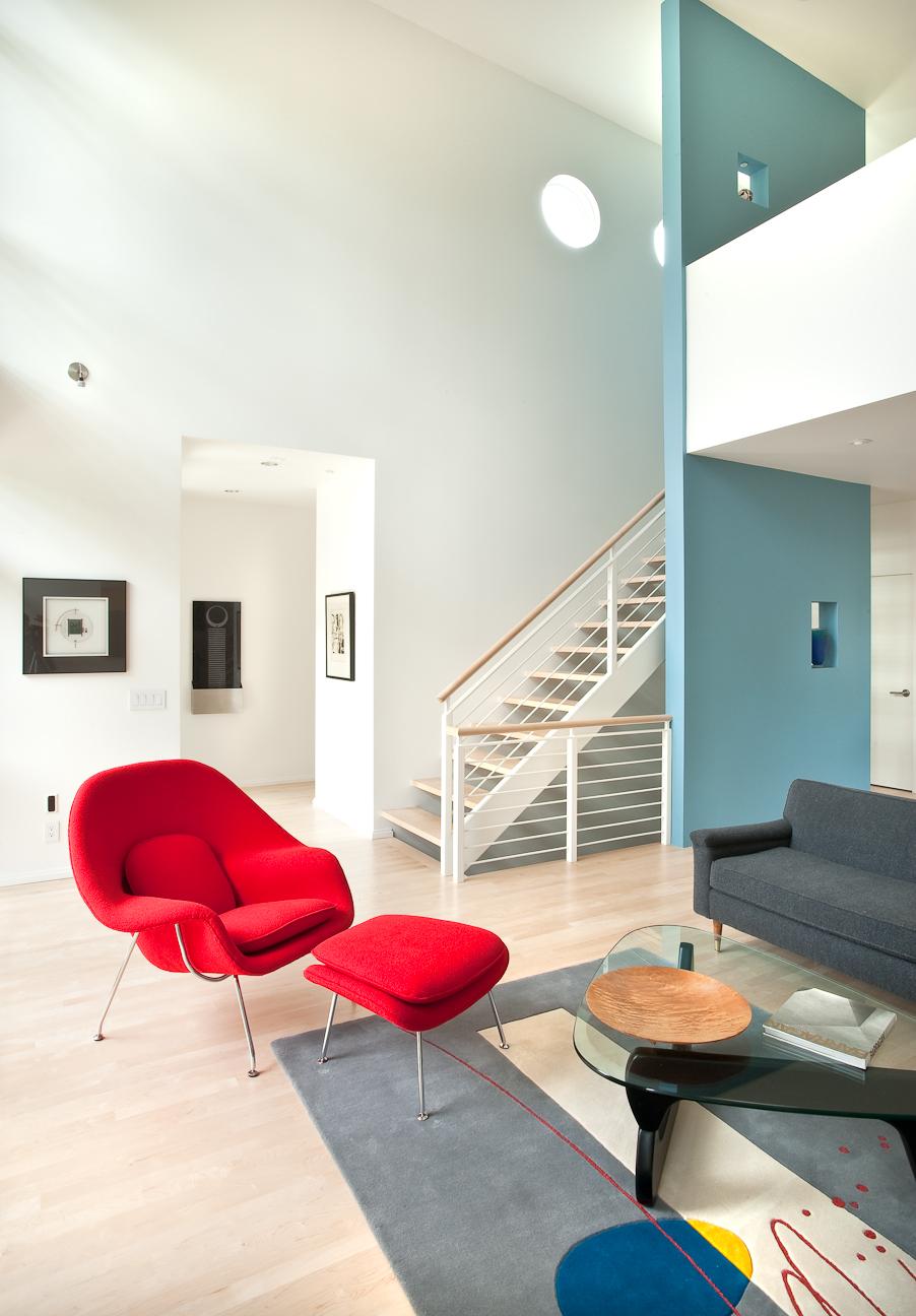 Ross Street House, Carol Richard