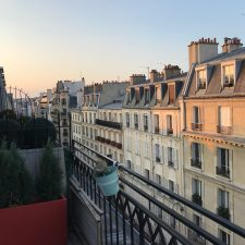 Seven Summer Days on rue Cler in Paris