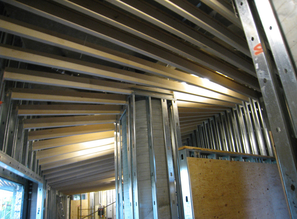 Ceiling framing
