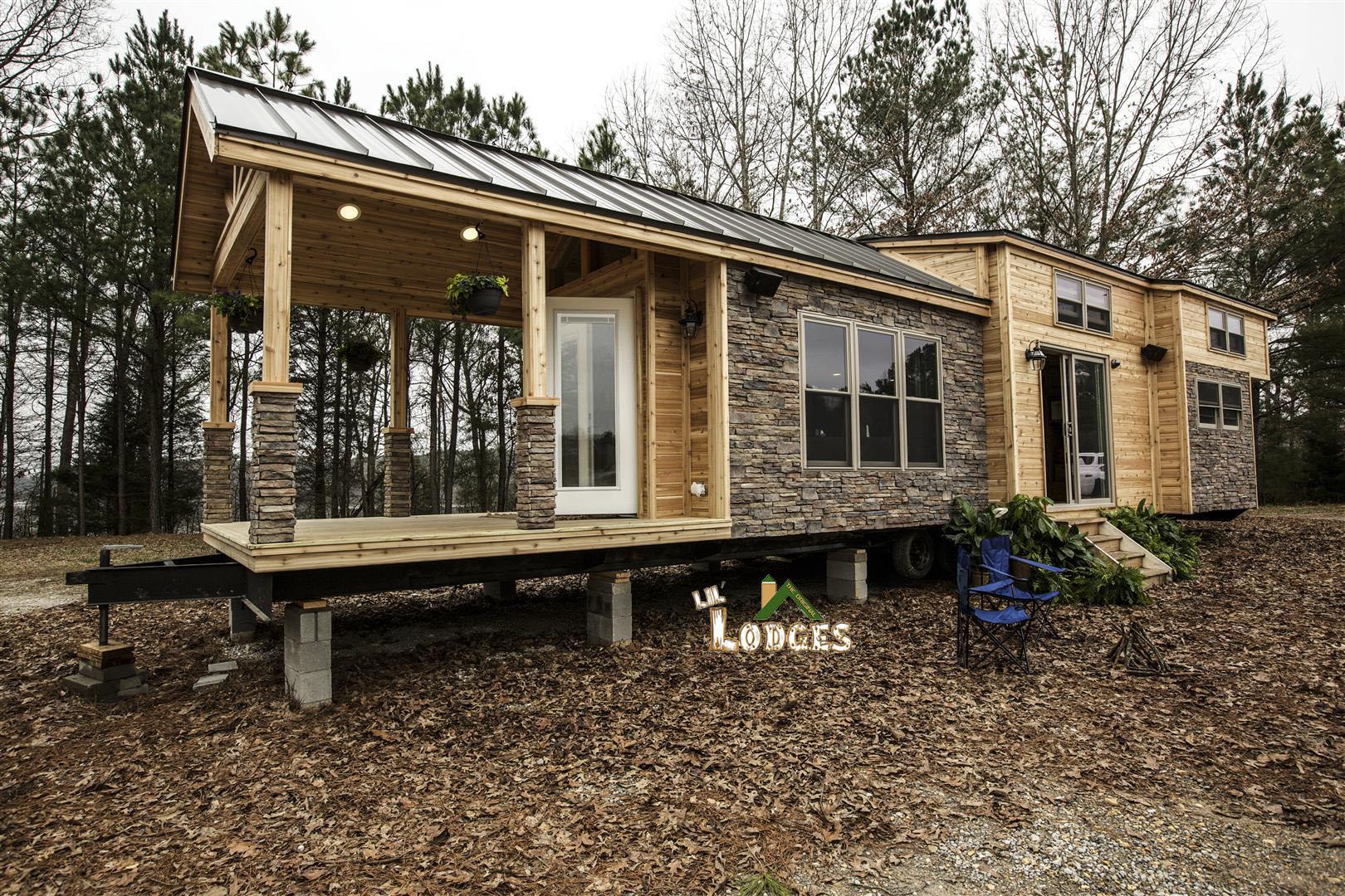 tiny homes custom made in alabama architects and artisans
