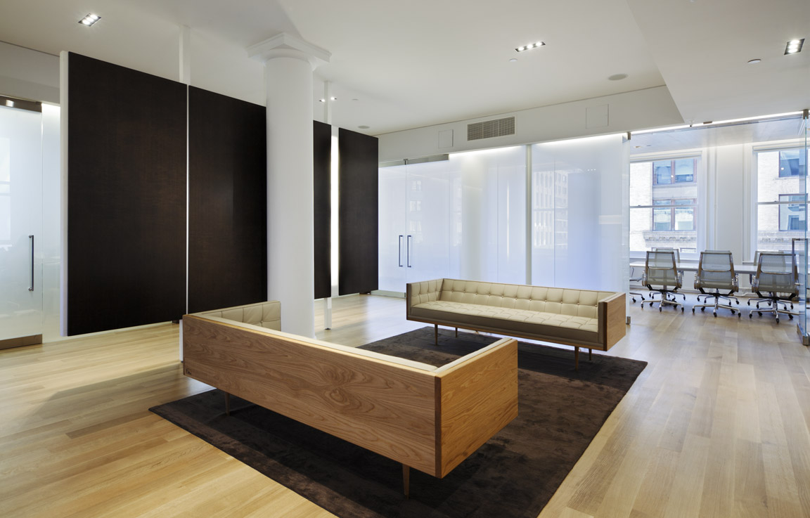 Near Union Square Birth Of The Cool  Architects And Artisans - Law office design