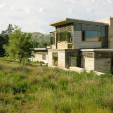 Rammed Earth in Northern California