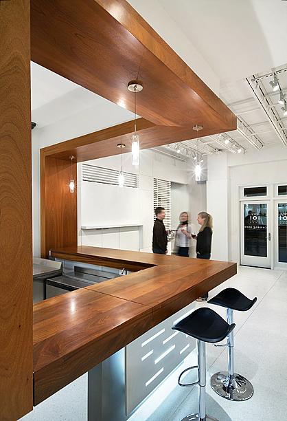 Vernacular Studio's 101 Lounge + Café
