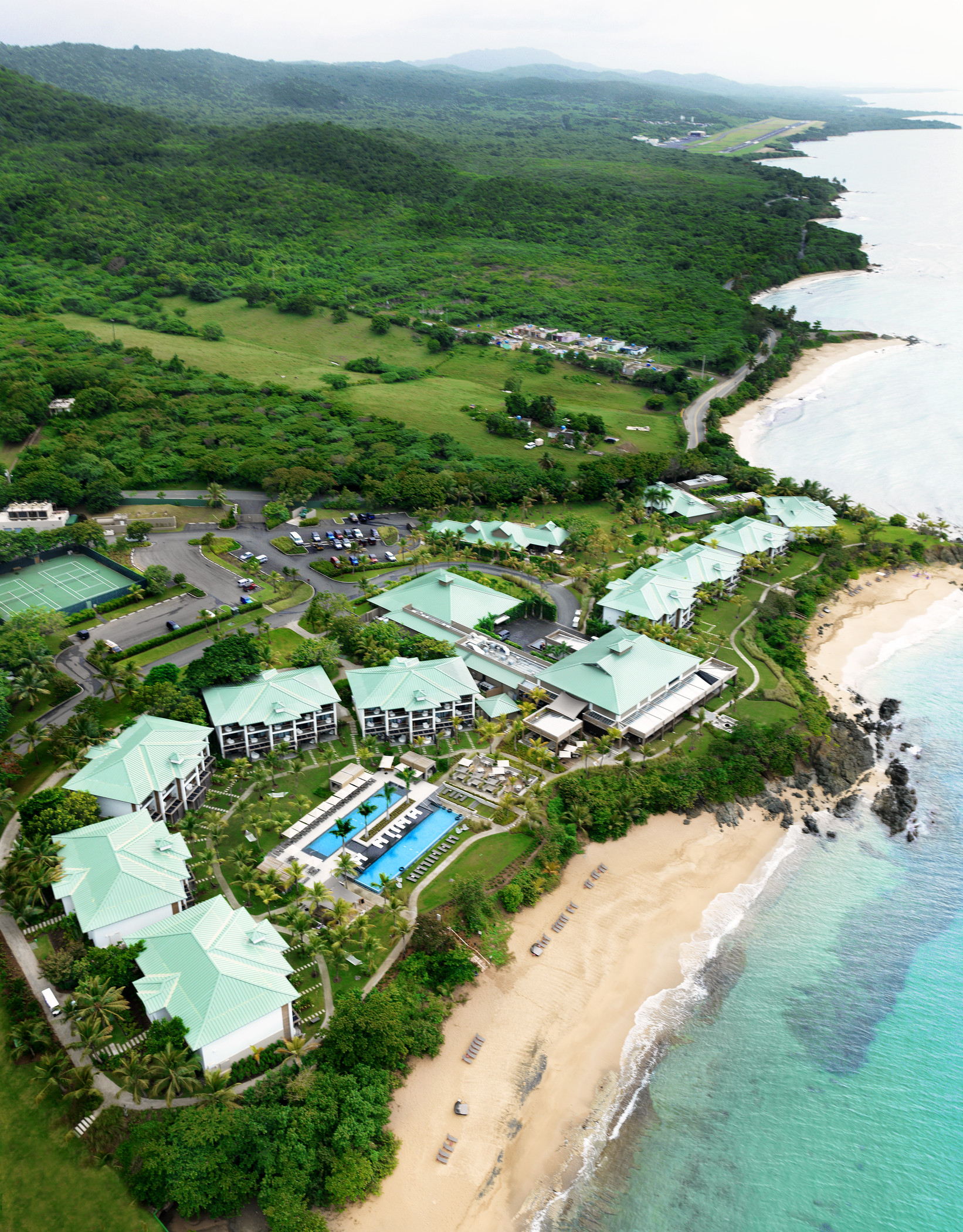W Retreat, Vieques Island
