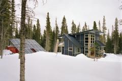 Barrett Studio Architects: Wee Ski Chalet