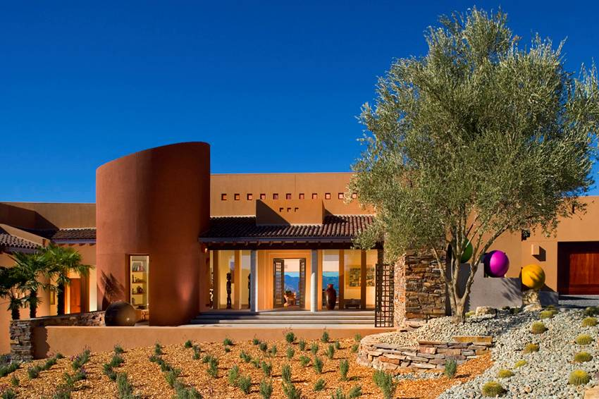 Wine Country Residence, Bassenian Lagoni Architecture and Land Planning