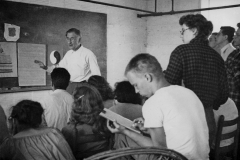7) Josef Albers Teaching at BMC by Hazel Larsen Archer-r